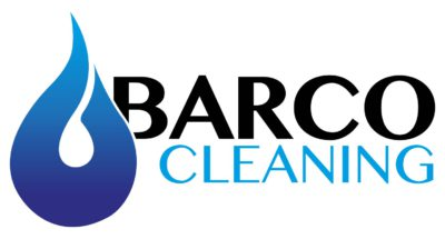 Barco cleaning logo