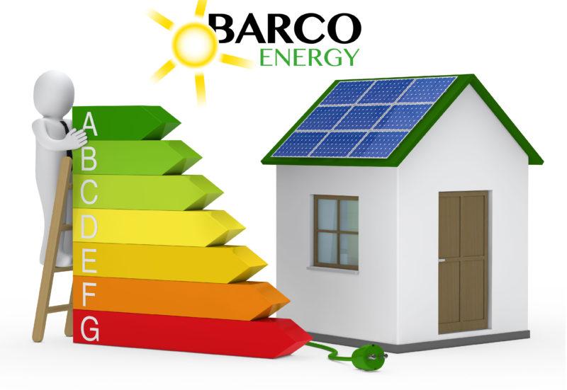 Barco huis zonnepanelen