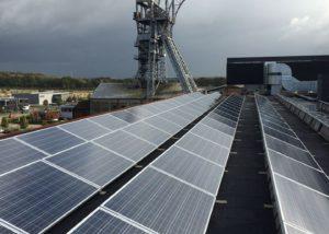Heusden zonnepanelen bedrijf