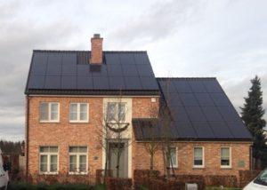 Tessenderlo Nieuwbouw woning zonnepanelen