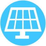 Zonnepaneel icon